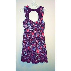 Free People Floral Dress Like New